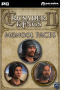 Crusader Kings II: Mongol Faces (PC) Letölthető PC