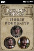 Crusader Kings II: Norse Portraits (PC) Letölthető PC