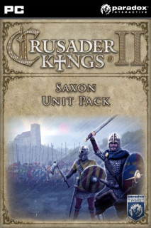 Crusader Kings II: Saxon Unit Packs (PC) Letölthető PC