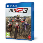 MXGP 3 (The Official Motocross Videogame) PS4