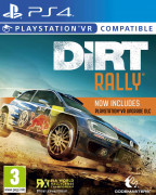 Dirt Rally VR Edition PS4