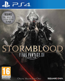 Final Fantasy XIV Stormblood PS4