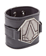 Assassin's Creed Syndicate Metal Logo Wristband - Csuklópánt - Good Loot AJÁNDÉKTÁRGY