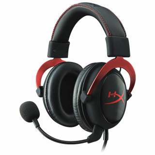 Kingston HyperX Cloud II Pro Gaming Headset (Red) KHX-HSCP-RD MULTI