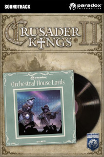 Crusader Kings II: Orchestral House Lords (PC) Letölthető PC