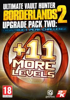 Borderlands 2 Ultimate Vault Hunters Upgrade Pack 2 Digistruct Peak Challenge (PC) Letölthető PC