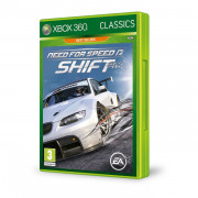 Need for Speed SHIFT XBOX 360
