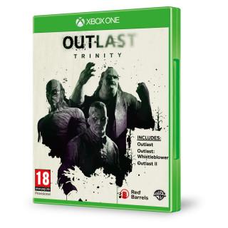 Outlast Trinity (Outlast I + Outlast II) Xbox One