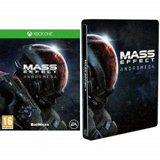 Mass Effect Andromeda Steelbook Edition Xbox One