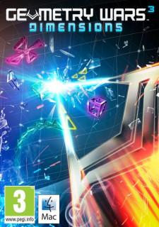 Geometry Wars 3: Dimensions (MAC/LX) Letölthető PC