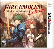 Fire Emblem Echoes: Shadows of Valentia 3DS