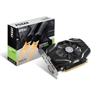 MSI GeForce GTX1050 Ti 4G OC 4GB GDDR5 (V809-2272R) PC