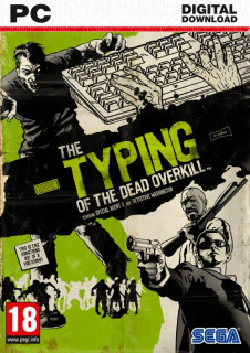 Typing of the Dead: Overkill (PC) Letölthető PC