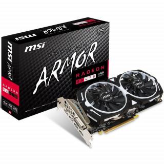 MSI Radeon RX 470 Armor 4G OC 4GB GDDR5 PC