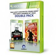 Ubisoft Double Pack - Rainbow Six Vegas & Splinter Cell Double Agent XBOX 360