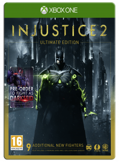 Injustice 2 Ultimate Edition Xbox One