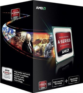 AMD A6-5400K BOX (FM2) PC