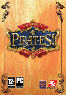 Sid Meier's Pirates! (PC) Letölthető PC