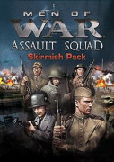 Men of War: Assault Squad - Skirmish Pack (PC) Letölthető
