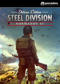 Steel Division: Normandy 44 Deluxe Edition (PC) Letölthető PC