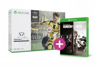 Xbox One S 500GB + FIFA 17 Xbox One