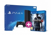Playstation 4 Pro (PS4) 1TB + Uncharted 4 PS4
