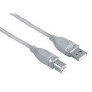 Hama 45021 USB Kábel A-B Típus 1,8 m PC
