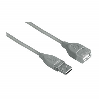 Hama 45027 USB Hosszabbítókábel A-A Típus 1,8 m PC