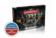 Monopoly Assassin's Creed Syndicate Edition AJÁNDÉKTÁRGY