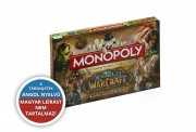 Monopoly World of Warcraft Edition AJÁNDÉKTÁRGY