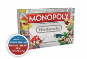 Monopoly Nintendo Edition AJÁNDÉKTÁRGY