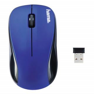 Hama 134937 Vezeték nélküli optikai egér AM-8100 kék PC