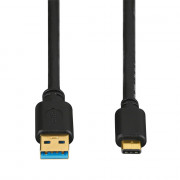 Hama 135736 USB 3.1 - Type C adatkábel 1,8m PC