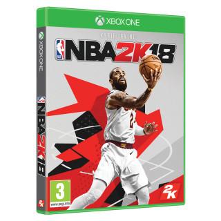 NBA 2K18 (használt) XBOX ONE
