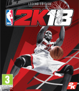 NBA 2K18 Legend Edition XBOX ONE