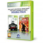 Ubisoft Double Pack - Rainbow Six Vegas & Splinter Cell Double Agent (Classics) XBOX 360