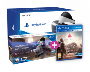 Playstation VR Headset + Farpoint + Aim Controller PS4