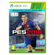 Pro Evolution Soccer 2018 Premium Edition (PES 18) XBOX 360