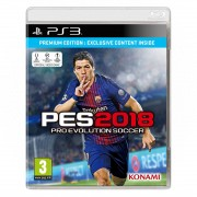 Pro Evolution Soccer 2018 Premium Edition (PES 18) PS3