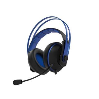 Asus Cerberus V2 Gamer Headset Fekete-Kék Több platform