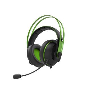 Asus Cerberus V2 Gamer Headset Fekete-Zöld MULTI