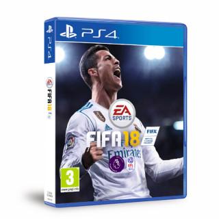 FIFA 18 (használt) PS4