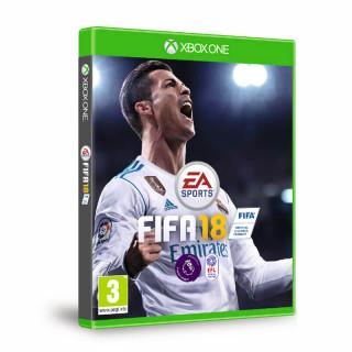 FIFA 18 (használt) XBOX ONE