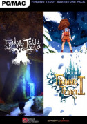 Bundle: Chronicles Of Teddy + Finding Teddy 1 (PC/MAC) Letölthető PC