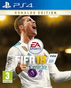 FIFA 18 Ronaldo Edition PS4