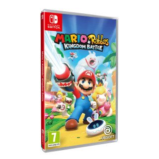 Mario + Rabbids Kingdom Battle (használt) Nintendo Switch