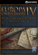 Europa Universalis IV: Guns, Drums and Steel music pack (PC) Letölthető