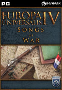 Europa Universalis IV: Songs of War (PC) Letölthető