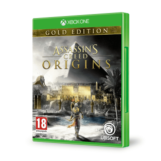Assassin's Creed Origins Gold Edition XBOX ONE