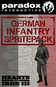 Hearts of Iron III: German Infantry Pack (PC) Letölthető